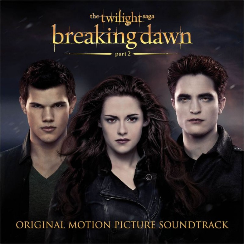 Breaking Dawn Part 2 - Original Motion Picture Soundtrack Digital Album