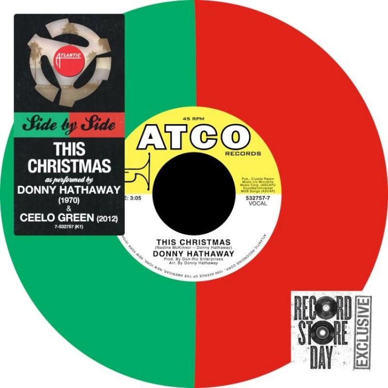 This Christmas 7-inch Vinyl Single