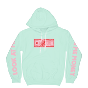 Give Me Money Hoodie Mint